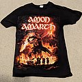 Amon Amarth - Surtur Rising 2011 USA tour shirt