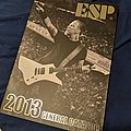ESP Japan 2013 catalog Other Collectable