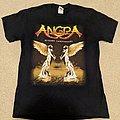 Angra - Angels Cry 20 Years Anniversary tour shirt
