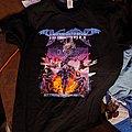 DragonForce - Extreme Power Metal USA + Canada 2019 tour shirt