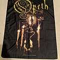 Opeth - Ghost Reveries poster flag