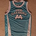Asking Alexandria - Relentless basketball jersey