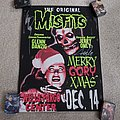 The Misfits - Other Collectable - The Original Misfits - Philadelphia Wells Fargo 12/14 event poster (signed by...