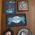 Various Metal Patches 3