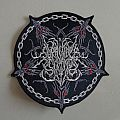 SURRENDER OF DIVINITY logo patch for sale on ebay,$0.99 starting bid!!!