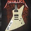 Metallica - Patch - Eet Fuk backpatch