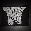 Electric Wizard logo patch