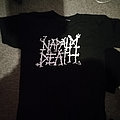 Napalm Death T Shirt