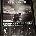 Zyklon-B - Other Collectable - Zyklon-B Poster