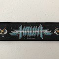 Haunt - Luminous Eyes woven strip patch