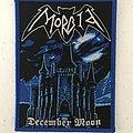 Morbid - Patch - Morbid - December Moon woven patch