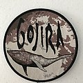 Gojira - From Mars To Sirius woven patch