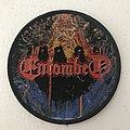 Entombed - Clandestine woven patch