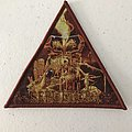 Sepultura - Arise triangle woven patch