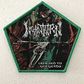 Incantation - Onward To Golgotha woven patch