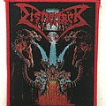 Dismember - Like An Everflowing Stream woven patch