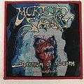 Morbid Saint - Spectrum of Death woven patch