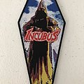 Incubus - Beyond the Unknown woven patch