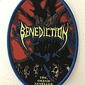 Benediction - The Grand Leveller woven patch