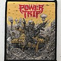 Power Trip - Opening Fire: 2008-2014 woven patch