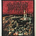 Blood Incantation - Starspawn album art woven patch