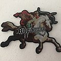 Rippikoulu - Musta Seremonia woven patch