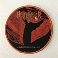 Hellbringer - Awakened From the Abyss woven patch