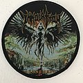 Immolation - Atonement woven patch