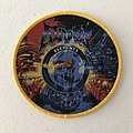 Atheist - Elements woven patch