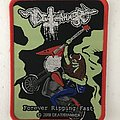 Deathhammer - Patch - Deathhammer - Forever Ripping Fast woven patch