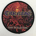 Carnage - Dark Recollections woven patch