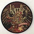 Lamb Of God - Patch - Lamb of God - Killadelphia woven patch