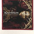 Kamelot - The Black Halo woven patch