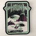 Haunt - Frozen In Time woven patch