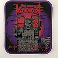 Voivod - Dimension Hatröss woven patch