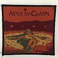 Alice In Chains - Dirt woven patch