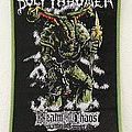 Bolt Thrower — Realm of Chaos woven patch
