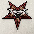 Dismember - Pieces shaped woven patch