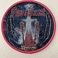 Merciless — Unbound woven patch