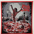 Morta Skuld — Dying Remains woven patch