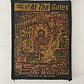 At The Gates - Patch - At The Gates — Slaughter of the Soul woven patch