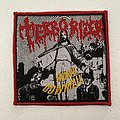 Terrorizer - Patch - Terrorizer — World Downfall woven patch