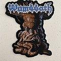 Wombbath — Internal Caustic Torments woven patch