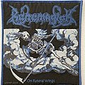 Runemagick — On Funeral Wings woven patch