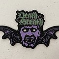 Death Breath woven patch