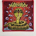 Toxic Holocaust - Chemistry of Consciousness woven patch
