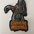 Carnal Tomb - Abhorrent Veneration woven patch