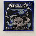 Metallica — Creeping Death woven patch