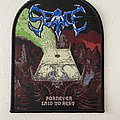 Seance - Patch - Seance - Fornever Laid to Rest woven patch