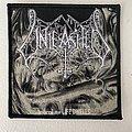 Unleashed — Where No Life Dwells woven patch